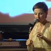filmtonart 2013 – Meret Becker hält und singt Keynote