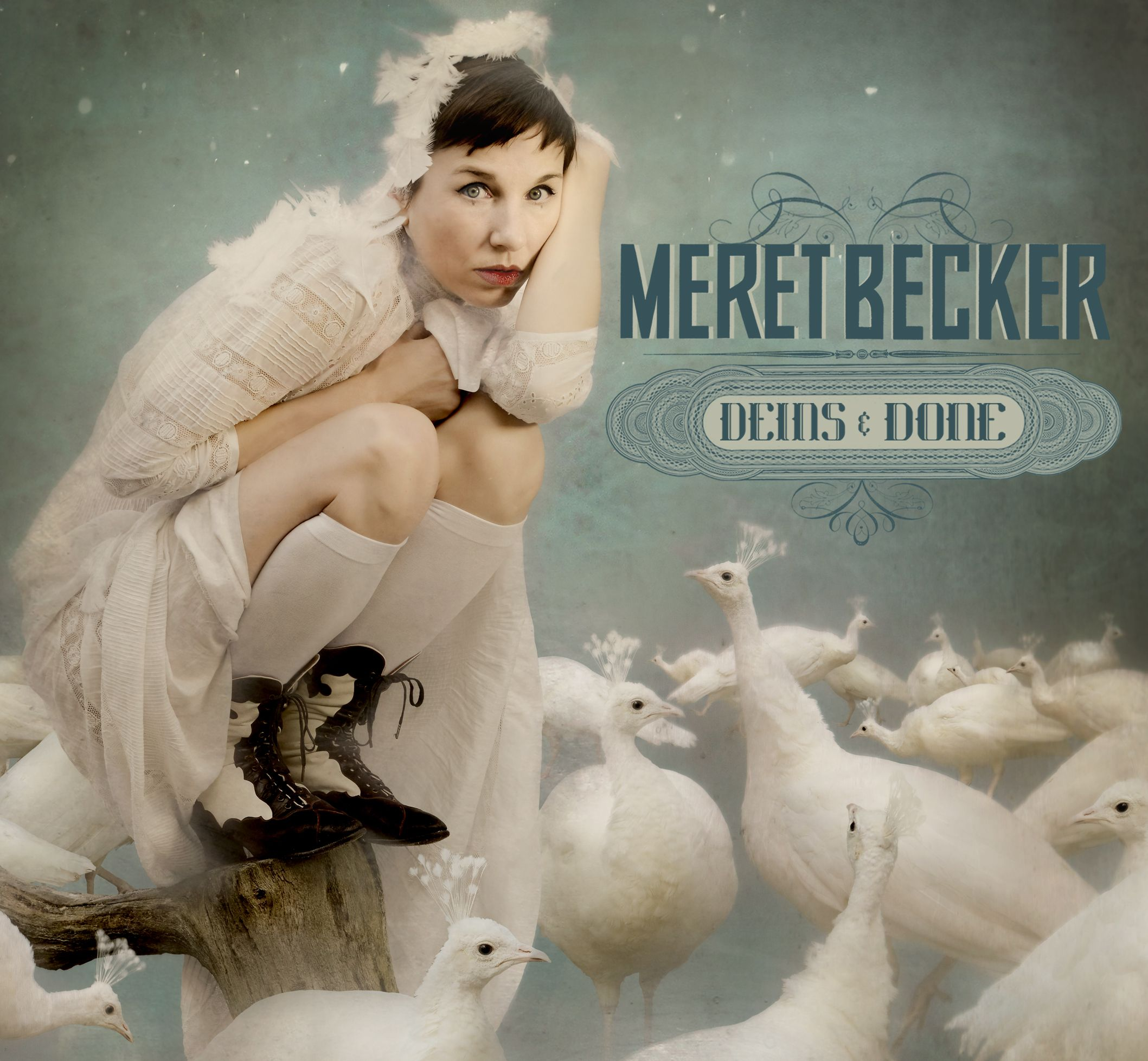 Meret Becker Deins & Done neues Album